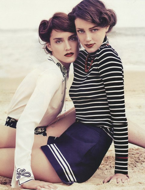 7 by corrie bond-stylist kate harrowsmith for marie claire au-dustjacketattic.blogspot.com